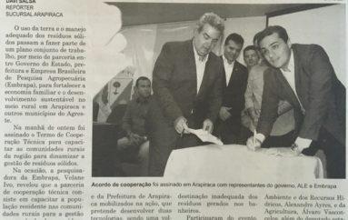 Acordo garante capacitação em Arapiraca