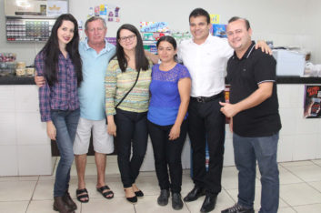Festa junina do Posto Almeida (02-07-2016)