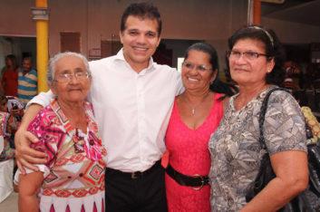 Dia das mães na Associação dos Aposentados, Pensionistas e Idosos de Arapiraca (07-05-2016)