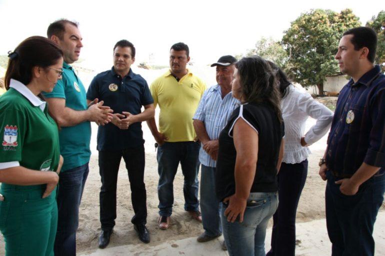 Arapiraca. Empresa anuncia projeto de revitalização do acesso à Vila Aparecida