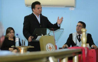 Nezinho apresenta Plano de Governo em debate na Maçonaria