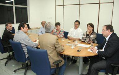 Reunião do cronograma das ações da Casal em Arapiraca