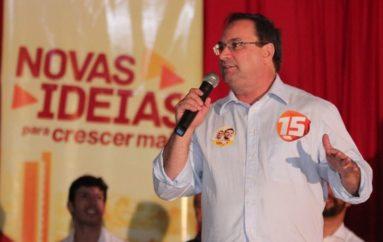Luciano Barbosa diz que Arapiraca não pode parar e por isso pede voto para Nezinho
