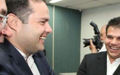 Renan Filho tem agenda política com Nezinho e Yale nesta segunda (12)