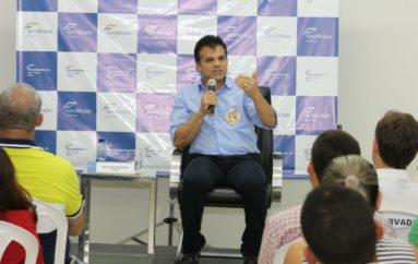 Ricardo Nezinho quer parceria com setor produtivo e sociedade