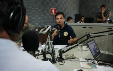 Em entrevista a Ailton Avlis Nezinho defende criação de Secretaria Municipal de Segurança