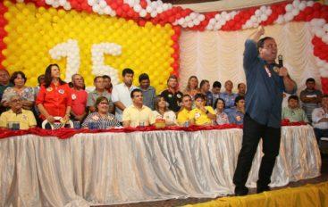 Luciano Barbosa afirma que em breve Arapiraca fará governador de AL
