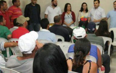Ricardo Nezinho defende associação dos vendedores ambulantes