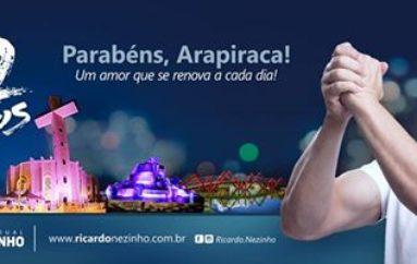 Emancipação Politica de Arapiraca.