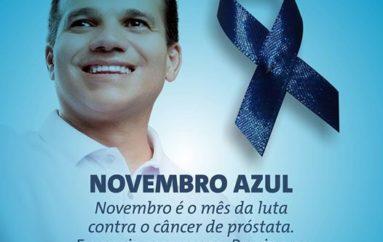 Campanha educativa Novembro Azul