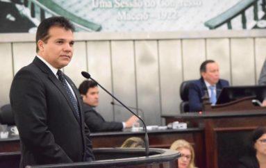 Ricardo Nezinho faz pronunciamento em solidariedade ao senador Renan Calheiros