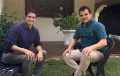 Em Arapiraca, Ricardo Nezinho recebe visita do Doutor Carlos