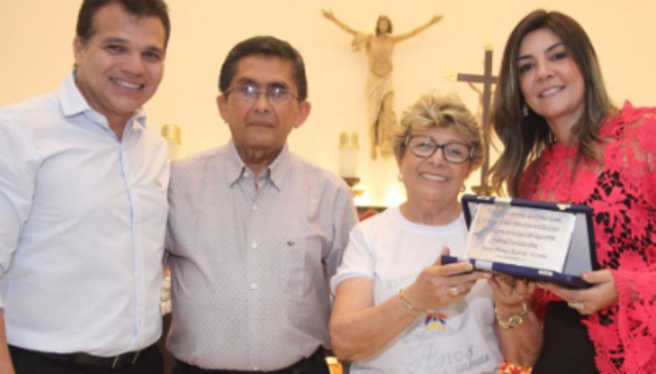 Deputado Nezinho parabeniza Escola Alternativa pelos 25 anos de fundação