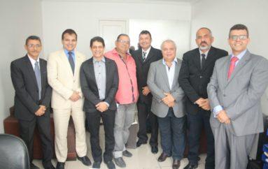 Deputado Ricardo Nezinho participa de homenagens na Câmara de Delmiro