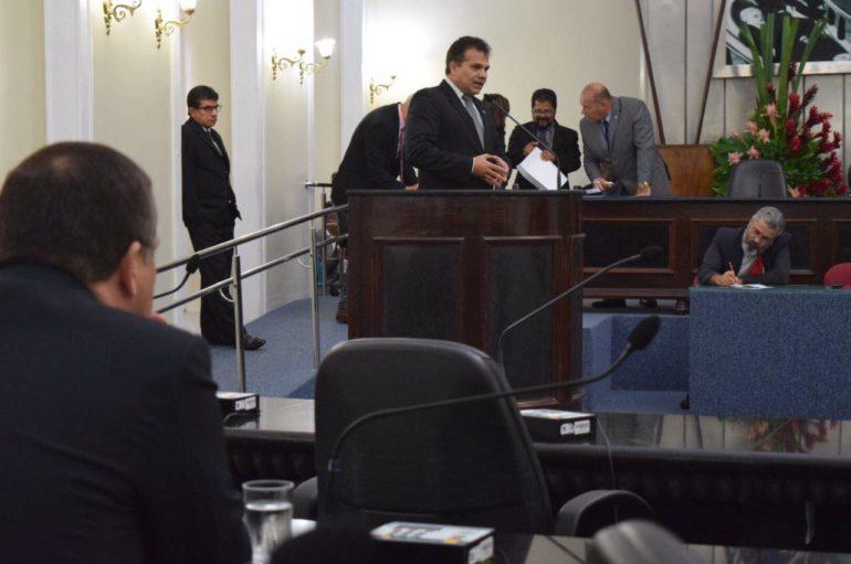 RicardNezinho cobra definição sobre instalação do Instituto de Criminalística em Arapiraca