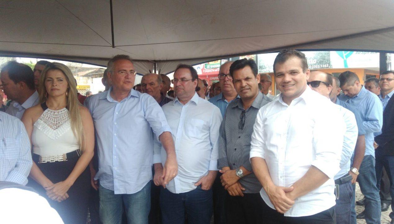 Renan Filho implanta Força-tarefa em Arapiraca