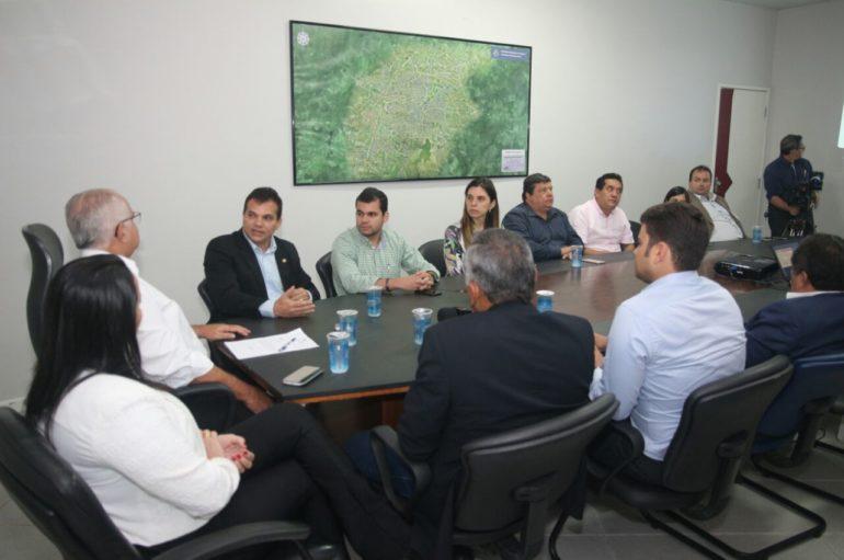 Deputados participam de reunião para defenir funcionamento do IC em Arapiraca