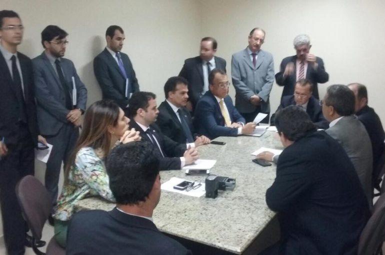 Deputado Ricardo Nezinho participa de debates nas Comissões da Assembleia