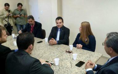 Ricardo Nezinho destaca parceria entre Assembleia e MP em projeto de educação
