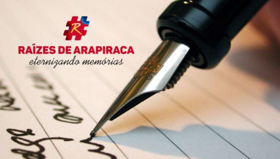 Formulário Raízes de Arapiraca