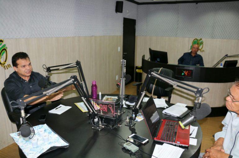 Nezinho confirma que vai concorrer a reeleição na Casa de Tavares Bastos