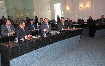 Deputados discutem PEC 132 na Assembleia