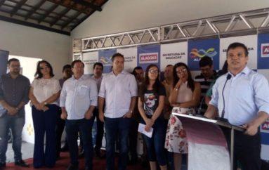 Deputado Ricardo Nezinho destaca avanços na educação de Alagoas