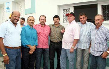 Procissão encerra festa de São Sebastião em Limoeiro de Anadia