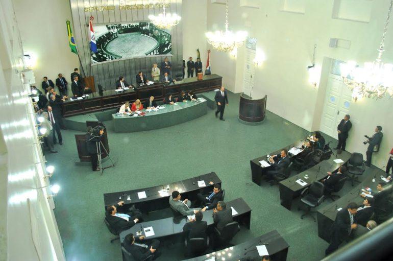 Deputados elegem presidentes de comissões na ALE