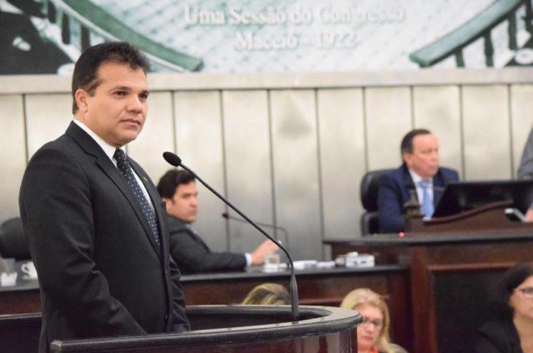 Após solicitação do deputado Ricardo Nezinho, governador garante obra na AL-486