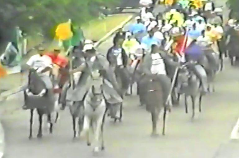 II Cavalgada de Nossa Senhora do Bom Conselho