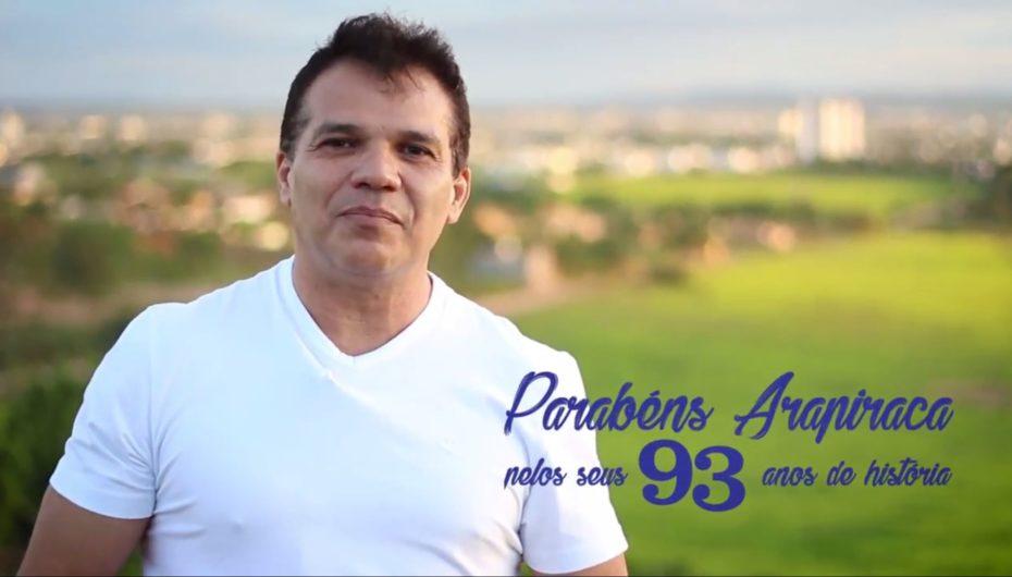 Arapiraca 93 anos – Ricardo Nezinho
