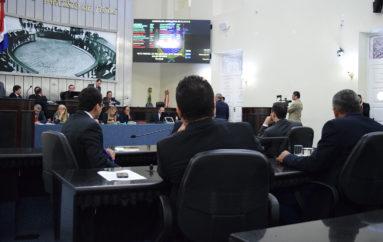 Assembleia autoriza Governo do Estado a renegociar operações de crédito firmadas com o BNDES