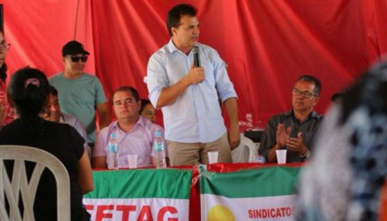 Em posse de sindicato, Nezinho defende aprovação do PAA Estadual