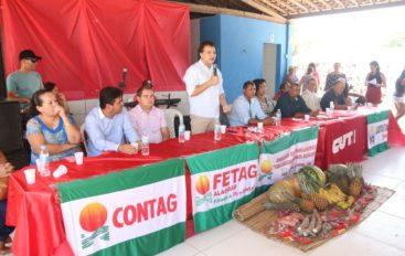 Ricardo Nezinho parabeniza nova diretoria do Sindicato Rural de Arapiraca