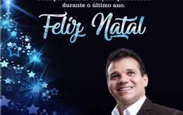 Mensagem do Deputado Estadual Ricardo Nezinho