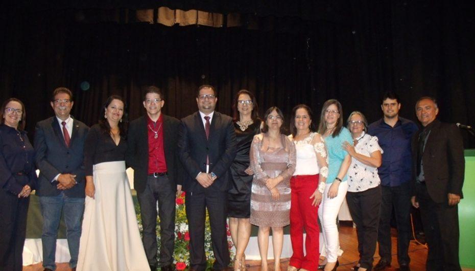 Maestro Marcos Sena é homenageado na Câmara de Arapiraca