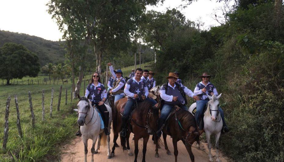 Ricardo Nezinho destaca força da tradição popular na festa da padroeira