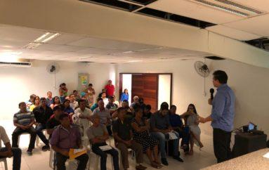 Movimento comunitário pede apoio a deputado e vereadores em Arapiraca