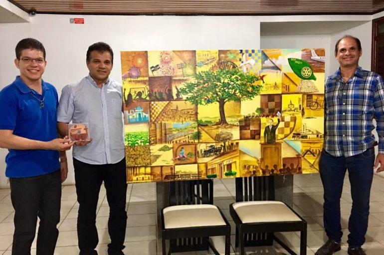 Raízes de Arapiraca ganha obra de arte para lançamento