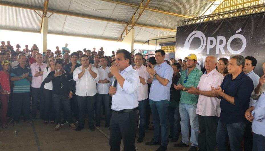 Ricardo Nezinho destaca ações do governo Renan Filho em Cacimbinhas