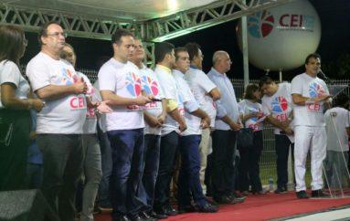 Primeira etapa do Centro de Educação Integral é inaugurada na cidade de Arapiraca