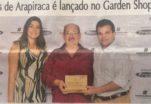 Raízes de Arapiraca é lançada no Garden Shopping