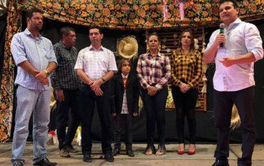 Ricardo Nezinho parabeniza resgate da festa junina em Craíbas