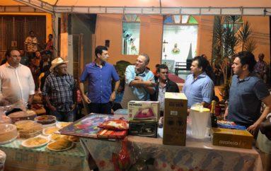Festa de Santo Antônio reúne autoridades em Cacimbinhas