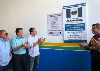 Ricardo Nezinho diz que adutora vai resolver problema histórico em Jaramataia