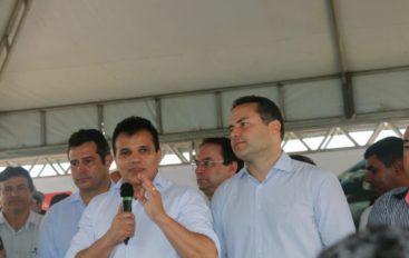 Governo de Alagoas inicia mais uma obra histórica em Arapiraca