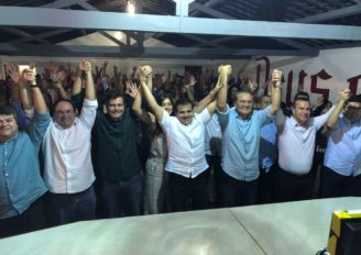 Ricardo Nezinho e Toledo recebem apoio de mais de 200 lideranças em Arapiraca