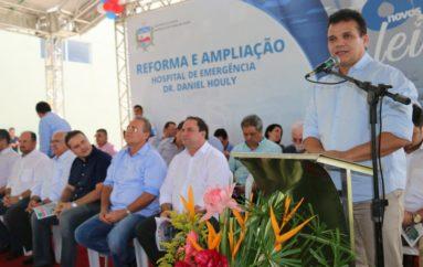 Ricardo Nezinho parabeniza Renan Filho pela expansão do HE do Agreste