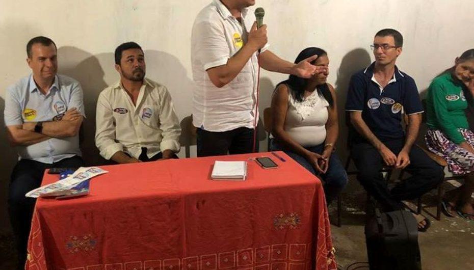 Ricardo Nezinho amplia diálogo com o povo e destaca avanços do governo